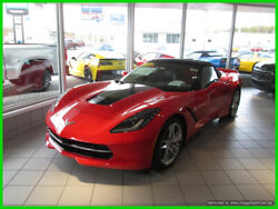 2019 Chevrolet Corvette Stingray 2LT Convertible 2019 Stingray New 6.2L V8 16V Automatic RWD Convertible Bose Premium