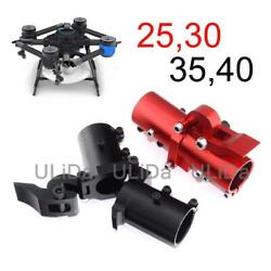 Horizontal Folding Arm 25 30 35mm Tube Connector Joint for Plant Protection UAV $23.50