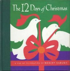 The 12 Days of Christmas : A Pop Up Celebration Hardcover GOOD $6.78