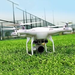 2018 New RC Helicopters Drones WiFi FPV RC Drone Quadcopter With HD Camera $76.50
