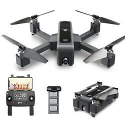 Holy Stone HS550 GPS Drone with 2K HD Wifi FPV Camera Quadcopter Brushless Motor $148.99