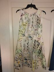 Ted Baker Spring Summer size 3 small mini dress. NEW Gorgeous in person 😍 $78.00