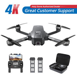 Holy Stone HS720 FPV Drones with Wifi 2K HD Camera RC Quadcopter Brushless Motor $47.49