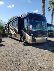 2018 Entegra Coach Aspire 42DEQ Class A Turbo Diesel Pusher 4 Slide Outs FSBO