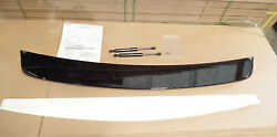 OEM REAR SPOILER WING AIR DAM NISSAN SENTRA 07 08 09 10 11 12 BLACK NICE! $75.00