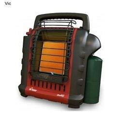 Radiant Propane Gas LP Small Portable Space Heater Indoor Safe Outdoor Ventless  $118.90