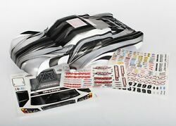 Traxxas 6811X ProGraphix Body Shell for Slash 4x4 (Paint Required) $37.95