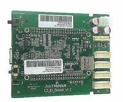 USED Antminer L3 A3 D3 Control Board READY TO SHIP $85.00