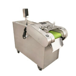 Automatic Kitchen Tool Commerical Vegetable Chopper Machine Slicer Food Cutter $1477.25