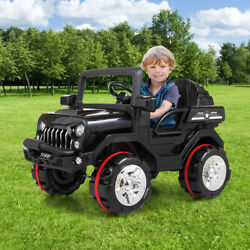 Electric Kids Ride on Truck Car 12V Battery Powered 3 Speed w Remote Control RC $139.99