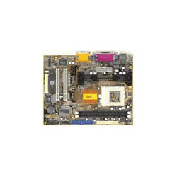PC Chips M756LMRT Socket 370 and slot 1 micro ATX motherboard. 2 PCI and 2 SDRA $100.09