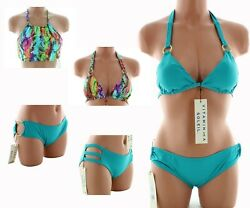 Vitamin A Soleil Bikini Swimsuit Women#x27;s Swim Top Swimwear Choose Your Piece $7.99
