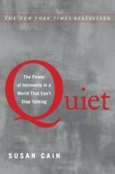 Quiet: The Power of Introverts in a World That Can#x27;t Stop Talking GOOD $4.68