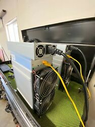 Bitmain Antminer z11 used in Mint conditon PSU And 210v Cable Included 135ksols