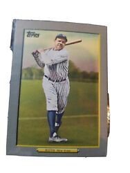 2009 Topps Turkey Red #TR1 Babe Ruth  $3.95