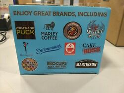 Crazy Cups Flavored Coffee Pods Variety Pack 40 COUNT $17.00