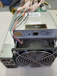 Bitmain Antminer S9 11.85 TH s Bitcoin BTC ASIC Miner w PSU included For Parts $56.00