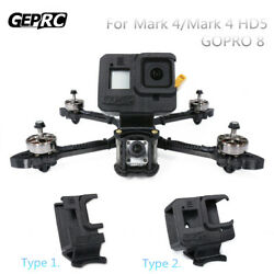 3D Print Gopro7 8 Camera Cage Fixed mount For GEPRC GEP Mark4 HD5 Quadcopter $9.39