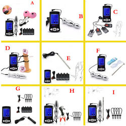 Electric Shock Electric Kit Estim Pulse Device $34.53