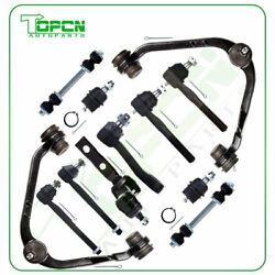 Complete 12 For Ford F 150 F 250 Expedition 2WD Front Control Arm Suspension Kit $124.82