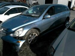 Passenger Quarter Panel 251 Type R350 Fits 06-10 MERCEDES R-CLASS 486137 $549.95