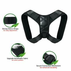 True Fit Posture Corrector Belt Adjustable for Women & Men  2020 Version $12.20
