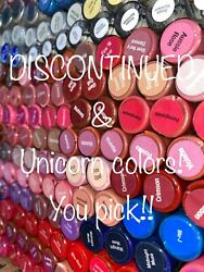 LipSense LIMITED EDITION & RETIRED You Pick lip stain Color Full size OR  gloss  $13.49