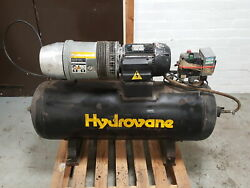Hydrovane 15 Air Compressor LMMR902 Lab