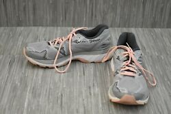 ASICS GEL-Nimbus 20 T851N Running Shoe Women's Size 9.5D Gray $57.60