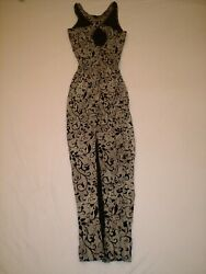 Jay Jacobs Long Evening Cocktail Party Club Prom Wedding Long Dress Gown (Small) $39.00