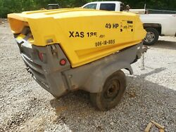 2013 ATLAS COPCO XAS185JD 185 CFM DIESEL AIR COMPRESSOR XAS185 $6,795.00