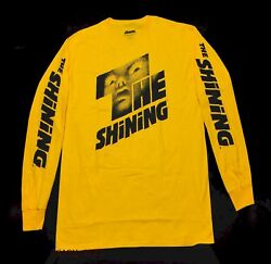 New The Shining 1980 Mens Vintage Throwback Long Sleeve T Shirt $24.95