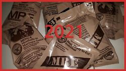 New 2021 MRE Meals US MILITARY MEALS READY TO EAT You Pick Meal. Survival Food $22.99