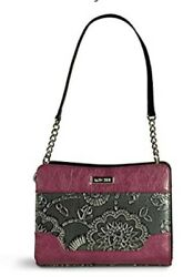 Authentic Miche NWT Purple Grey❤️Maddy Beautiful Summer Petite Shell $14.99