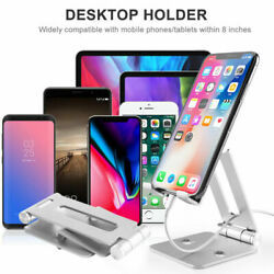 Phone Tablet Switch Holder Aluminum Desk Cell Phone Stand Cradle Dock for iPhone $6.99