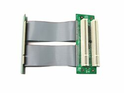 PCI Riser 32Bit to Dual PCI Slot with Flex Crypto Mining Cable $36.75