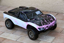 Custom Body Muddy Splash WB Pink for ARRMA Senton 4x4 3S / 6S BLX Cover Shell $34.98