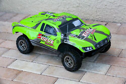 Custom Body Green for ARRMA Senton 4x4 3S / 6S BLX Cover Shell Slash $34.98
