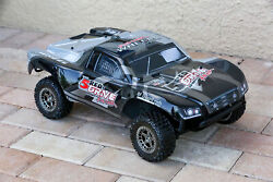 Custom Body Black for ARRMA Senton 4x4 3S / 6S BLX Cover Shell Slash $34.98