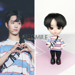 The Untamed Xiao Zhan 肖战 Star 12cm Doll Clothes Toy Clothing Gift Sa $24.98