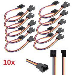 510X Dell 5Pin to4Pin Fan Connector Calbe Adapter Converter Extension Cord Wire $6.95