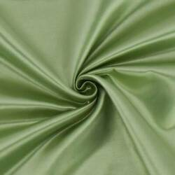 Herbal Green Satin Home Decorating Fabric Fabric By The Yard $15.45
