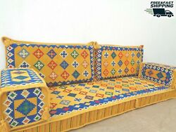 Arabic floor seatingfloor cushionfloor coucharabic seatingmajlis MA 97 $390.00