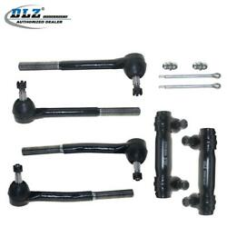 Steering Inner Outer Tie Rods & Adjusting Sleeve for Buick LeSabre RWD 1986-1990 $33.48