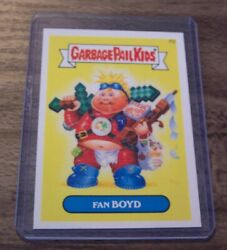 TOPPS NY COMIC CON EXCLUSIVE FAN BOYD #P2 GARBAGE PAIL KIDS PROMO CARD NYCC $15.00