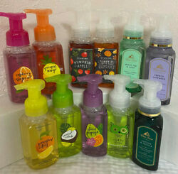 NEW Bath and Body Works Hand Soap & METHOD Liquid Soap & Foaming Soap FREE SHIP $8.95