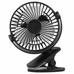 Mini Fan Rechargable Battery