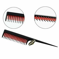 Mighty Gadget 8 inch Teasing Comb - Rat Tail Comb for Back Combing Root... $6.49
