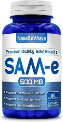 SAM e e 500mg depression bone health High QualityMade in USA Non GMO Free Shi $25.00