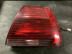 Passenger Tail Light Quarter Panel Mounted ES Red Fits 06-08 GALANT 577513